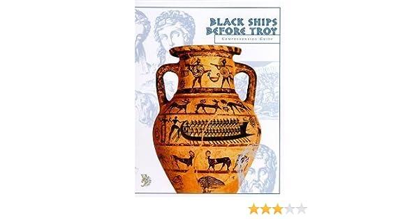 Black Ships Before Troy Comprehension Guide (Veritas Press