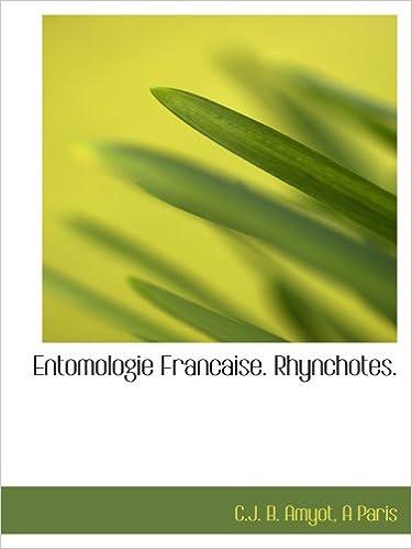 Télécharger en ligne Entomologie Francaise. Rhynchotes. pdf, epub ebook