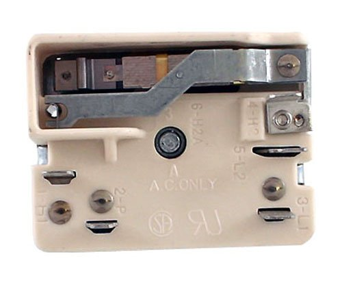 GE WB23K5027 Electric Range Infinite Switch