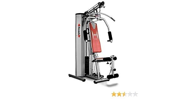 Multiestación Nevada pro G119AT Titanium by BH Fitness. Musculación. Tracción por cable: Amazon.es: Deportes y aire libre
