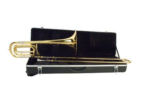 Palatino WI-817-TB B Flat F-Trigger Trombone with Case by Palatino