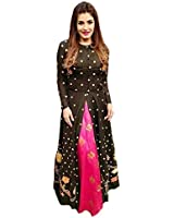 Salwar suits Dresses And Dress Materials for women party Wear Collections With Heavy Tapeta Silk Dresses For Girls And Women Gown western wear