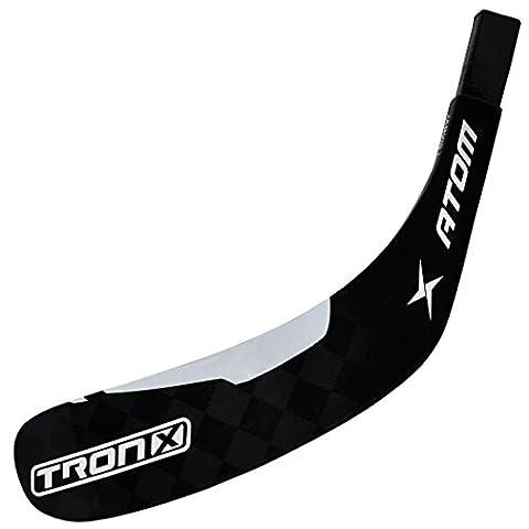 TronX Atom Composite Hockey Blade (Senior Malki - Left) - Ice Hockey Stick Replacement Blade