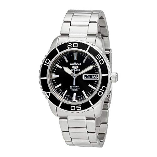 Seiko 5 SPORTS Automatic MADE IN JAPAN waterproof 330 feet Watch [SNZH55J1]