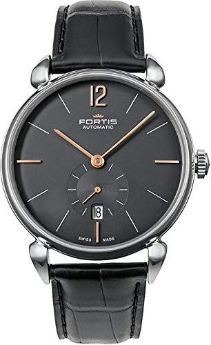 Fortis Terrestris Orchestra 900.20.31 L.01 Automatic Mens Watch Small Second