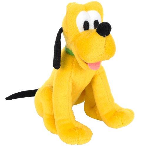 Disney 7 inch Mini Plush - Pluto