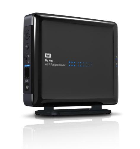 WD My Net Wi-Fi Range Extender - universal dual-band wireless network range extender by Western Digital