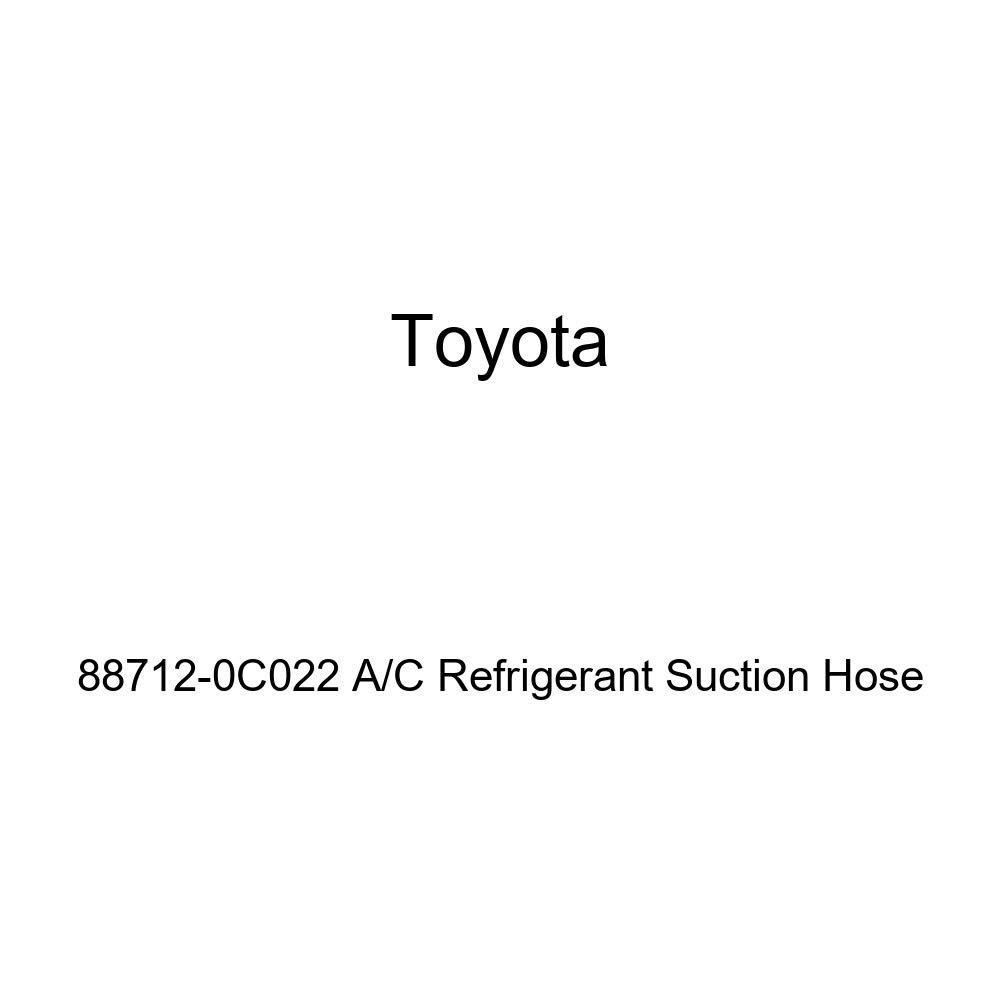 Toyota 88712-0C022 A//C Refrigerant Suction Hose