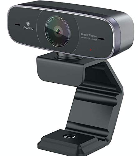 Mac Webcam Hd 1080p Webcam With Microphone For Streaming
