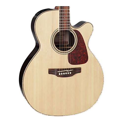 Takamine GN93CE-NAT Nex Cutaway Acoustic-Electric Guitar, Na