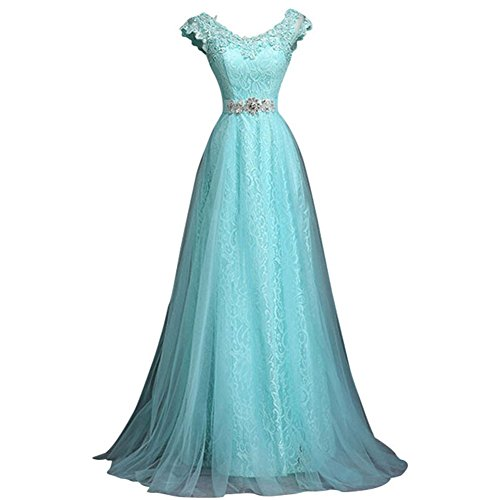 Damen Damen Kleid Hellblau Kleid Empire Drasawee Damen Hellblau Drasawee Empire Drasawee Hellblau Empire Drasawee Kleid d5T11x