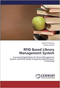 Library management system based on finger prints and rfid