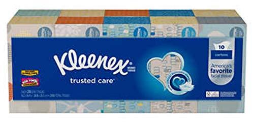 Facial Tissue Kleeenex (10 Boxes 2-Ply, 230/Box)