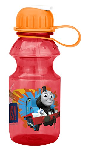 Thomas Food - Zak Designs Thomas the Train Tritan Bottle, 14-Ounce