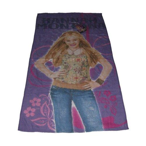 hannah-montana-cotton-beach-towel-rock-star-miley-cyrus