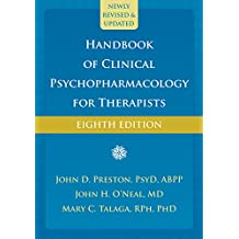 Handbook of Clinical Psychopharmacology for Therapists