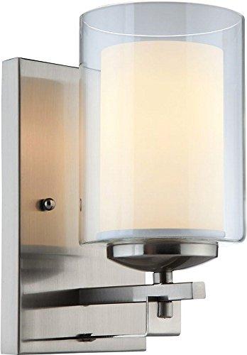 Hardware House 20-7997 El Dorado - One Light Wall Sconce, (20 Contemporary 1 Light)