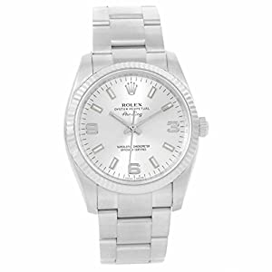 Rolex Air King automatic-self-wind mens Watch 114234 (Certified Pre-owned)