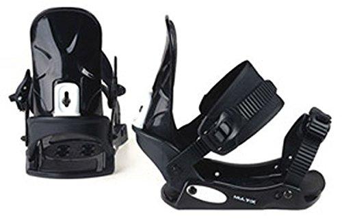 New Matrix Snowboard Binding Black Adult Size 5 - 13