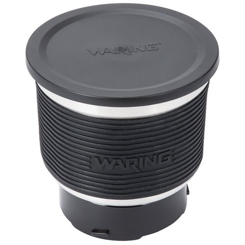 Waring Commercial 3 Cup Stainless Steel Bowl with Cool Touch Sleeves for WSG60 — 1 each.
