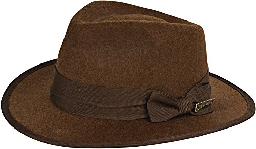 Indiana Jones Deluxe Child Hat - Deluxe Kids Indiana Jones Costumes