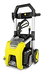 The all-new K1700 was developed to offer high cleaning performance and unparalleled ease of use. This electric pressure washer delivers 1700 PSI of TruPressure™, ensuring you get the highest level of cleaning power and driven by a reliable un...