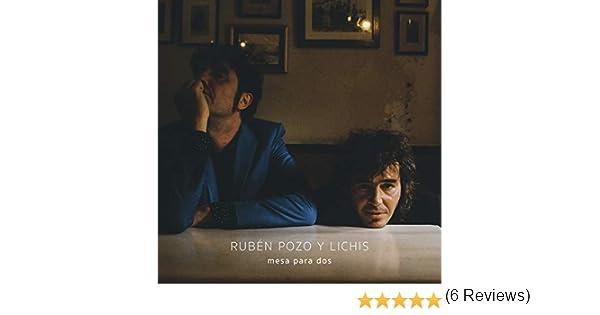 Mesa para Dos: Rubén Pozo y Lichis, Rubén Pozo y Lichis: Amazon.es ...
