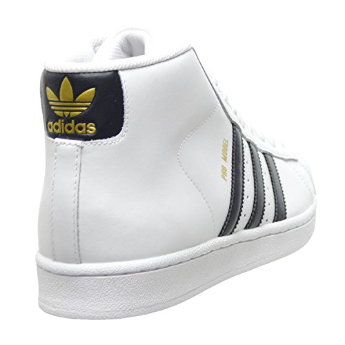 Scarpe Da Uomo Modello Adidas Pro Bianco / Nero / Bianco S85956