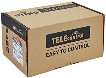 Calvas Telecontrol 12V 433MHz F21-4D Industrial Universal Wireless Radio Remote Control AC//DC for crane 1transmitter and 1receiver