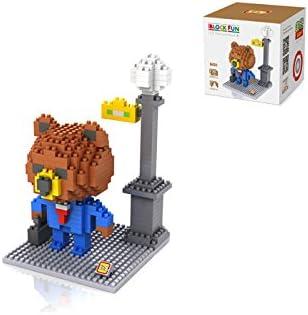 iBlock Fun- Bloques construcción miniatura LOZ (Novatech 9431) , color/modelo surtido: Amazon.es: Juguetes y juegos