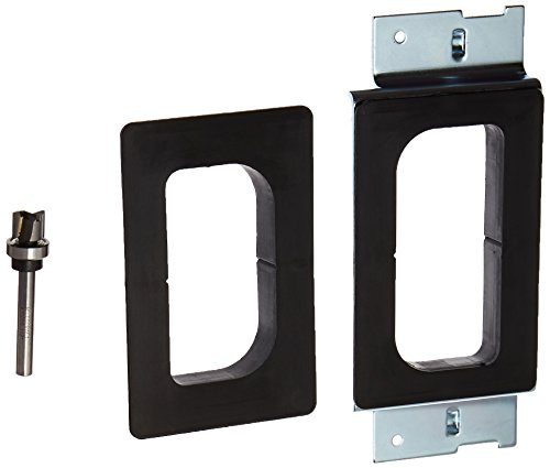 Milescraft 1222 HingeMate150 - Hinge Mortising Kit for Interior Doors Door Jamb Hinge Template