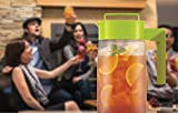 Takeya Iced Tea Maker with Patented Flash Chill