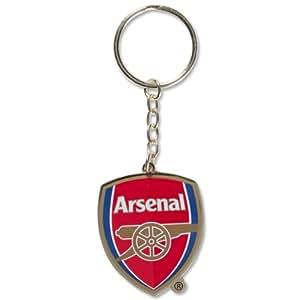 Amazon.com: Arsenal F. C. – Llavero con escudo metal Llavero ...