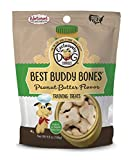 Exclusively Dog Best Buddy Bones-Peanut Butter Flavor, 5-1/2-Ounce Package For Sale