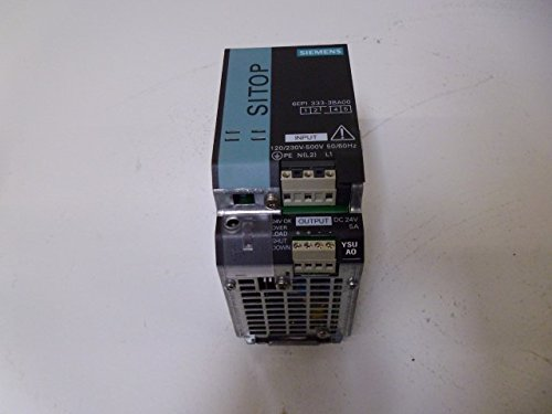 Power Supply, Din Mount, Amps 5