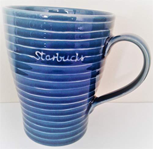 Starbucks Coffee 2009 Design House Stockholm Brown Thread Mug 12 oz. ()