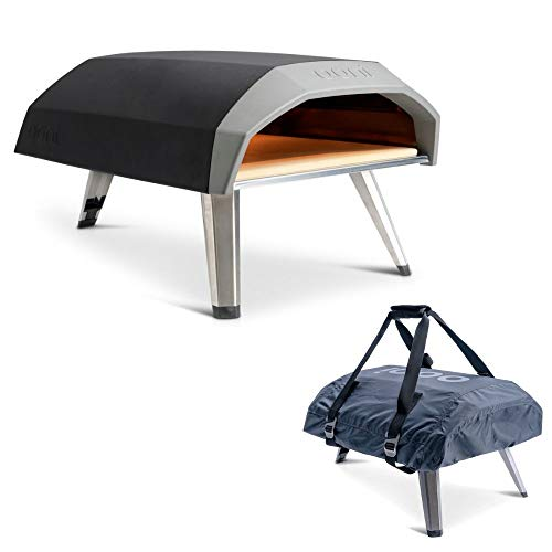 Ooni Koda Gas Fired Pizza Oven with Carry Cover