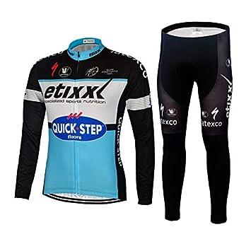 Lgwj Jersey de Ciclismo para Hombre, Conjunto de Jersey de ...
