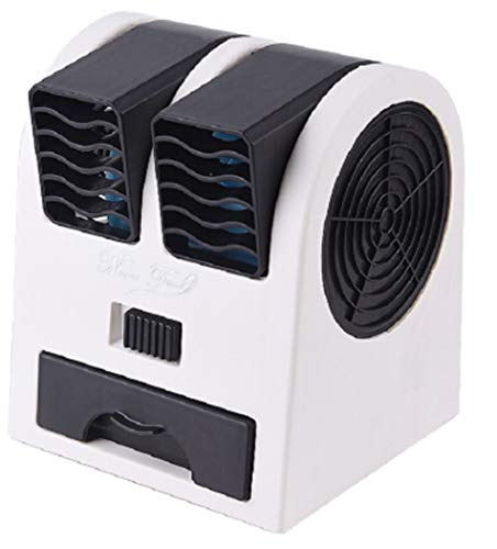 BXT Portable Air Conditioner Fan Dual Bladeless Safe Mini...