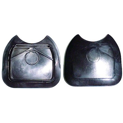 Goodmark Firewall Body Access Plug for Chevrolet Chevy II, Impala