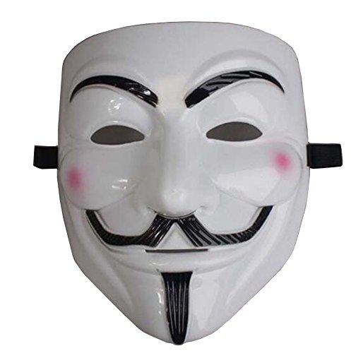 WLC H (Guys Masquerade Mask)