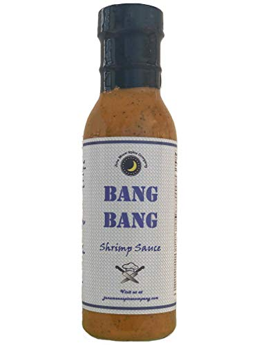 Premium | Bang Bang SHRIMP SAUCE | Crafted in Small Batches with Farm Fresh Herbs for Premium Flavor and Zest
