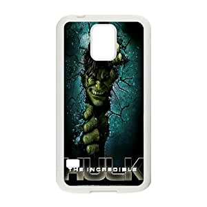 Samsung Galaxy S5 Cell Phone Case White Hulk Hard Personalized Phone Case Cover CZOIEQWMXN11929