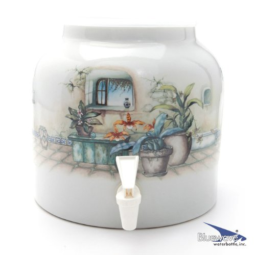 (Bluewave Beauty of Southwest Design Beverage Dispenser Crock)