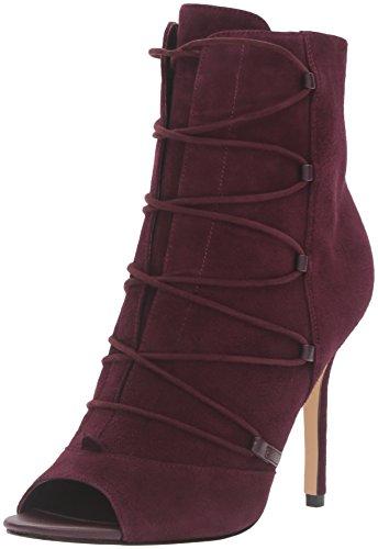 Sam Edelman Women's Asher Ankle Bootie - Port Wine - 7 B(...