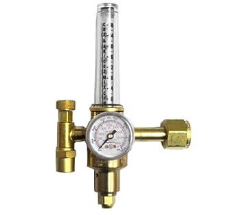 Victor 0781-2727 HRF-2480 CGA-320 Regulator Flow meter