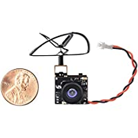 Wolfwhoop WT06 Micro AIO 600TVL Camera Only 3.5g 5.8GHz 48CH 25mW FPV transmitter with Clover Antenna Combo for FPV Racing Drone