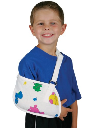 Medline Pediatric Print Curad Sling