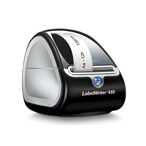 DYMO LabelWriter 450 Thermal Label Printer (1752264) - Dymo Labelwriter Software