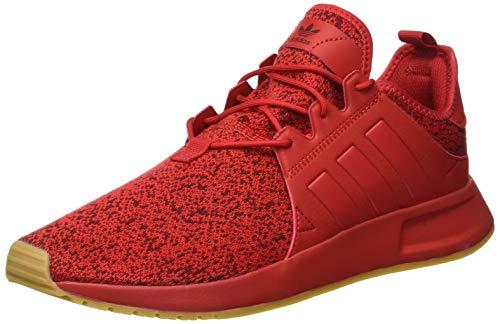 adidas X_PLR, Scarpe da Fitness Uomo Rosso (Escarl/Escarl/Gum3 000)